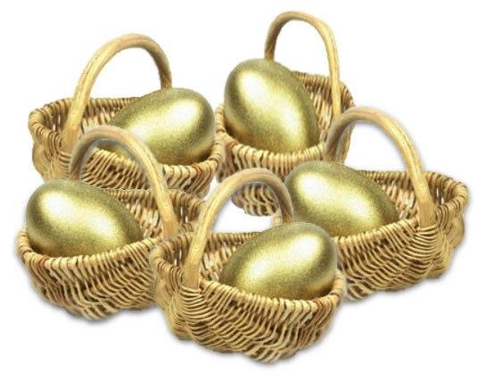 яйца в одной корзине